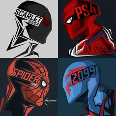 All the Spiderman popheadshots that I could find if any of u know of more let…