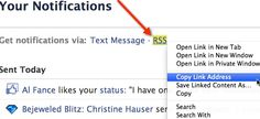 View Your #Facebook Notifications in Your Favorite Feed Reader