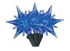 35 LED Light Snowflakes or Star Lights at Menards