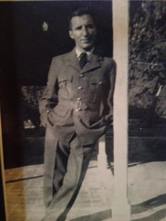 Grandad when in the RAF Being A Landlord, Let It Be