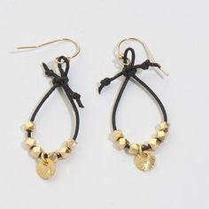 Leather Ear Rings for $25 http://myfavoritejewelrydesigners.com/wp-content/uploads/2012/12/IMG_9929-300x300.jpg