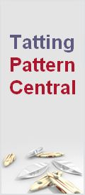 great site for patterns and tutorials on shuttle tatting, needle tatting, and cro-tatting.