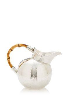 Medium galena silver small silver melon jars