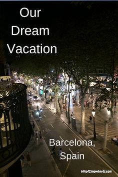 Our Dream Vacation -