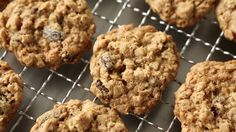 Chewy Oatmeal Raisin Cookies - Everyday Food editor Sarah Carey shows you how to perfect this classic cookie using a back-to-basics approach to baking. Try it with raisins OR chocolate chips!