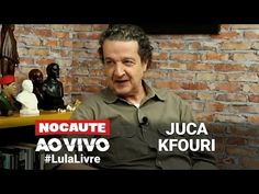 #LULALIVRE: FERNANDO MORAIS ENTREVISTA JUCA KFOURI
