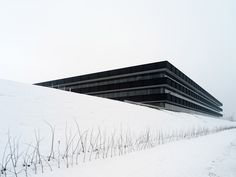 KAAN Architecten — Netherlands Forensic Institute