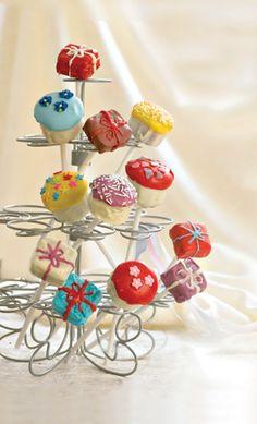 Popcake muffins og gaver