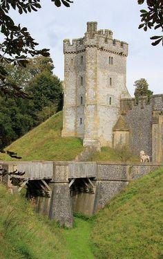 Arundel Castle 21-09-2012, via Flickr.