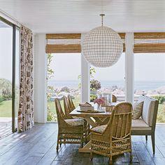 Grand Lighting - 100 Comfy Cottage Rooms - Coastal Living