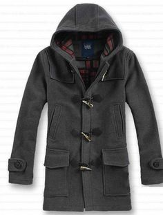 men's fashion winter colors | fashion Men wool coat winter clothes outdoor – Wholesale New fashion ...