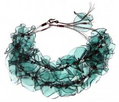 Polyethylene Terephthalate recycle (necklace)