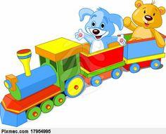 41 best cartoon trains images on pinterest toy trains clip art