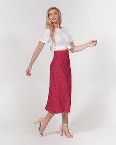 Shopping Goods 7942   Kin Custom: On-Demand Print and Dropship, Made Easy Modest Long Skirts, A Line Skirts, Vintage Ladies, Retro Vintage, Tribal Skirts, Orange Swimsuit, Weaving Designs, Peru, Vintage Designs