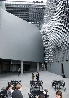EMERSON COLLEGE, LOS ANGELES BY MORPHOSIS