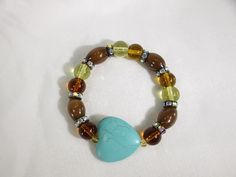 Hey, I found this really awesome Etsy listing at https://www.etsy.com/listing/206805609/beautiful-fall-colors-of-turquoise-brown