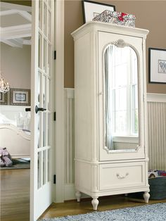 Madeline Armoire Pottery Barn Kids Chloe s New Room
