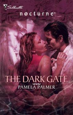 Pamela Palmer - The Dark Gate / #awordfromJoJo #ParanormalRomance #PamelaPalmer