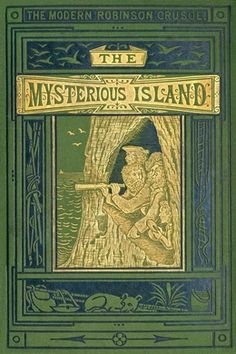 The Mysterious Island by Jules Verne - free #EPUB or #Kindle download from epubBooks.com