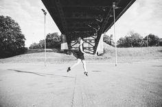 Photoshoot Nijmegen  June 2015 Dancer Amber Jongmans Photografer Tim Jongmans www.wedostudio.nl #dance #dancer #nijmegen #wedostudio #dancephoto #outside #summer #walk #freeze