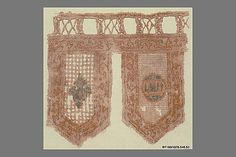 Linen fragment; embroidered, 14th century Egypt, Metropolitan Museum of Art, Accession Number: 1978.546.52