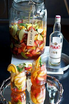 Pimms No.1 Sangria Cocktail