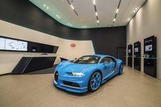 Bugatti Chiron visszahívás – hibás lehet az ülés