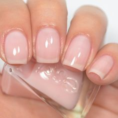 """@essiepolish """"Sheer Fantasy"""" from the Gel Couture Atelier collection. My YouTube review on all 42 shades will be up tomorrow!"""