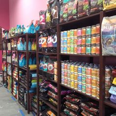 Stock up on the very best in pet food right here at Woof Gang Bakery Henderson! Our variety of food is picky pooch approved! Pet Food Store, Pet Store, Pet Boutique, Store Design, Nevada, Bakery, Pets, Animals And Pets, Design Shop