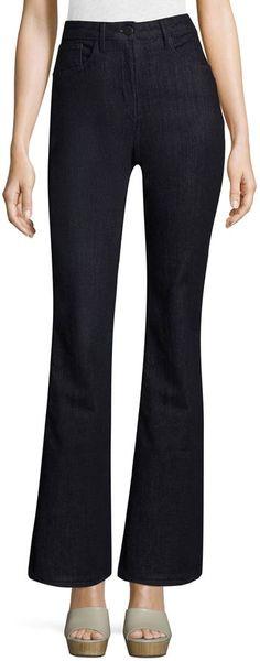 3x1 Women's Mid-Rise Bell Bottom Jean