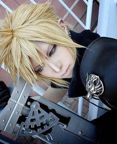 Cloud Strife | Final Fantasy VII Advent Children (Izaya) #game #cosplay