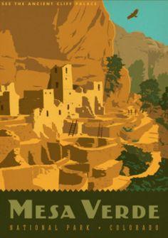 Mesa Verde National Park ~ Anderson Design Group #MesaVerde #NationalParks #Colorado #AndersonDesignGroup