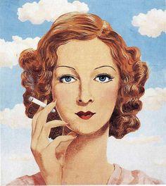 """""""Georgette Magritte, 1934, Rene Magritte  """""""