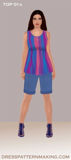 Home - Dress Patternmaking Make Your Own, How To Make, Top Pattern, Pattern Making, Sewing Patterns, Product Description, Tops, Dresses, Fashion