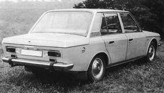 OG | 1968 Škoda 720 I-1 Sedan | Prototype, designed by Jan Zacek Price Model, Veteran Car, Hatchback Cars, Rear Wheel Drive, Love Car, Bratislava, Station Wagon, Car Ins, Zine