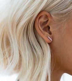 THP Shop Mini Strip Earrings