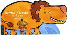 Bumba tiene que ir a por agua. Los animales se burlan de él y Bumba, enfadado, se va en busca de su amigo el león, que da su merecido a los bromistas. Bumba y Naaba están contentos de ser amigos. (0-4 años / 0-4 urte)