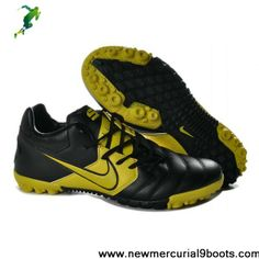 Sale Cheap Nike Five - Black Yellow Nike5 Bomba Pro Turf Boots Newest Now