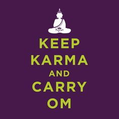 Keep Karma and Carry Om   The Paranoid Delusions of A Narcissist