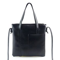 959450617e AutumnFall Women Fashion Handbag Shoulder Bag Large Tote Ladies Purse Black      Check this awesome product by going to the link at the image.