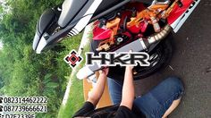 Tes Suara Knalpot Akrapovic Layang Carbon Kawasaki Ninja 250 FI