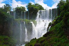 Paisajes del mundo -Iguazu