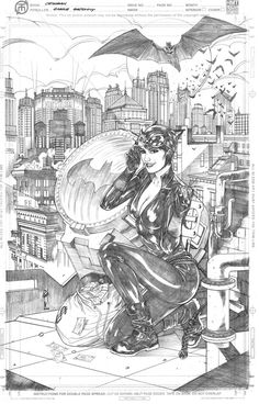 Catwoman loot by Garrie Gastonny, in Albert Susanto's Commission Comic Art Gallery Room Batman And Catwoman, Batman Art, Dc Comics Art, Comics Girls, Batman Universe, Dc Universe, Best Comic Books, Figure Drawing Reference, Joker And Harley Quinn