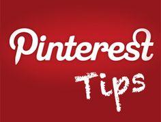 Pinterest Tips | The Prize Finder
