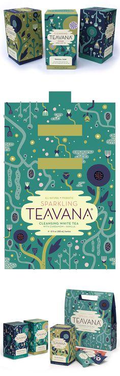 Teavana Brand Identity