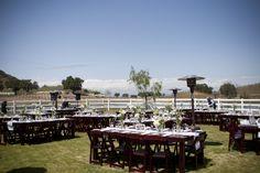Malibu Winery Wedding Seating