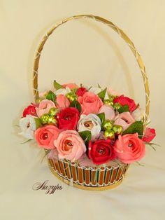 Букеты из конфет заказать в иваново комнатные цветы маранта триколор купить