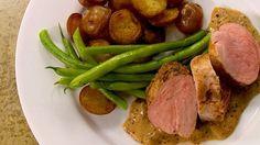 Filets de porc sauce moutarde - Recettes de cuisine, trucs et conseils - Canal Vie