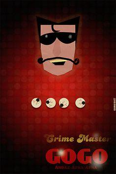 Crime Master Gogo [Shakti Kapoor in Andaz Apna Apna, by AB Minimal Movie Posters, Minimal Poster, Movie Poster Art, Poster Wall, Film Posters, Andaz Apna Apna, Best Romantic Movies, Trailer Song, Movie Dialogues
