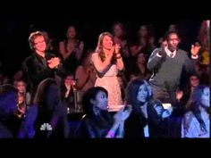 """12th Performance - Afro-Blue - """"Change Is Gonna Come"""" by Sam Cook - Sing Off - Series 3 - YouTube"""